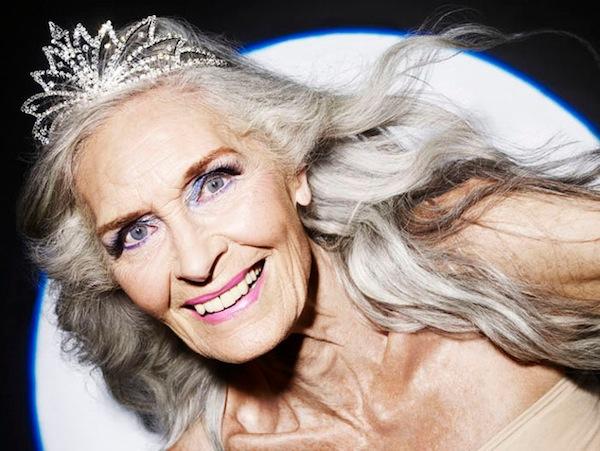 фото старых красивых женщин