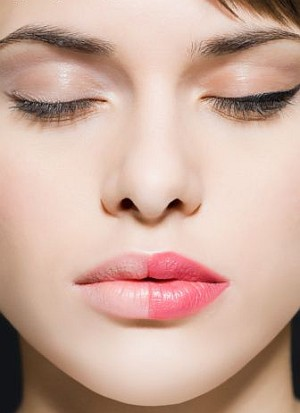 Вечерний макияж для рыжеволос